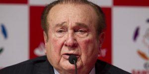 Fallece el expresidente de la Conmebol Nicolás Leoz a los 90 años