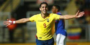 Juventus, Milán y Real Madrid están interesados en el ecuatoriano Leo Campana