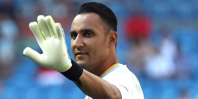 Keylor Navas regresa a la selección de Costa Rica para amistoso ante Uruguay