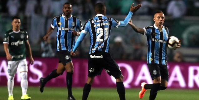 1-2. Gremio remonta al Palmeiras y se inscribe en la semifinal de la Libertadores