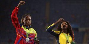 LIMA 2019: Rojas-Ibargüen, el duelo más esperado en el estreno del atletismo en Lima
