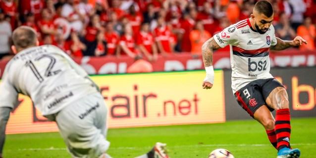 1-1. Flamengo empata y vuelve a las semifinales de la Libertadores tras 35 años