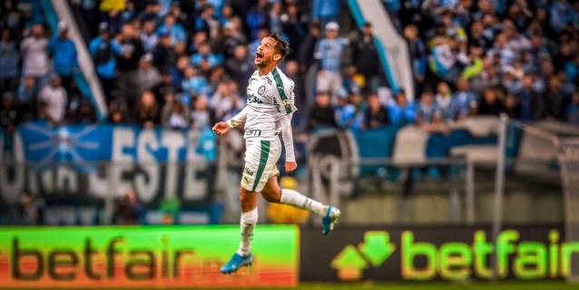 0-1. Con golazo de Scarpa, Palmeiras gana a Gremio y se acerca a la semifinal
