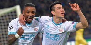 El Nápoles pregunta al PSV Eindhoven por Hirving Lozano