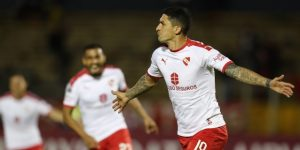Hernández, de Independiente, se rompió el ligamento cruzado y será operado