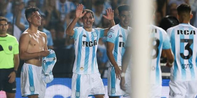 Racing igualó con Vélez y sigue sin poder ganar en la Superliga