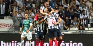 Argentino Funes Mori anota dos goles y le da triunfo a Monterrey sobre León