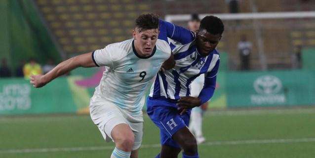 1-4. Argentina alcanza su séptimo oro en el fútbol masculino panamericano