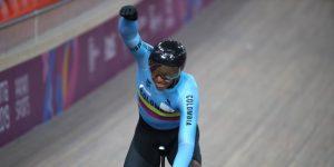 Colombia se despide del velódromo a lo grande con oro, plata y bronce