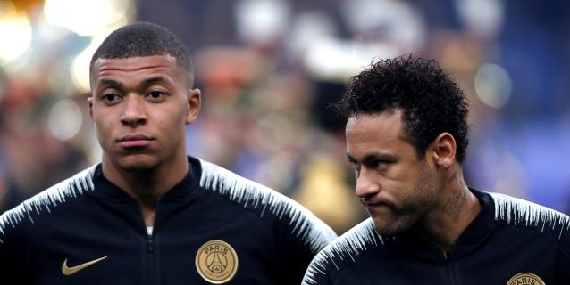 """Mbappé: """"Quiero que Neymar se quede con nosotros"""""""