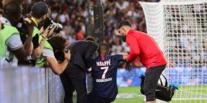 Mbappé, un mes de baja, Cavani, tres semanas