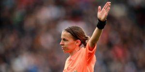 Histórico: La francesa Frappart arbitrará la Supercopa de Europa