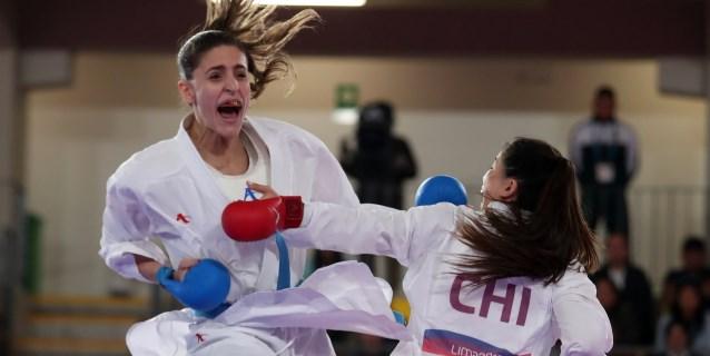 LIMA 2019: De EE.UU. a Perú, el podio del karate en Lima 2019 fue dominado por 5 países