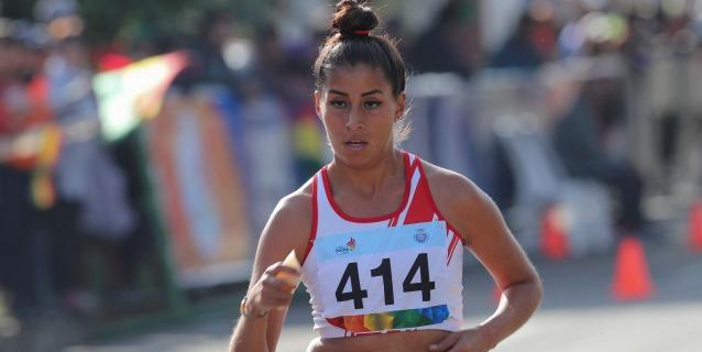 ATLETISMO: Marchista peruana Kimberly García se pierde por una lesión los mundiales de atletismo