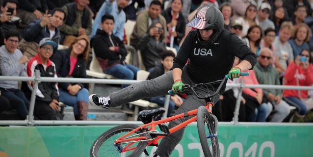 LIMA 2019: El BMX estilo libre debuta en los Panamericanos con oro para Venezuela y EE.UU.