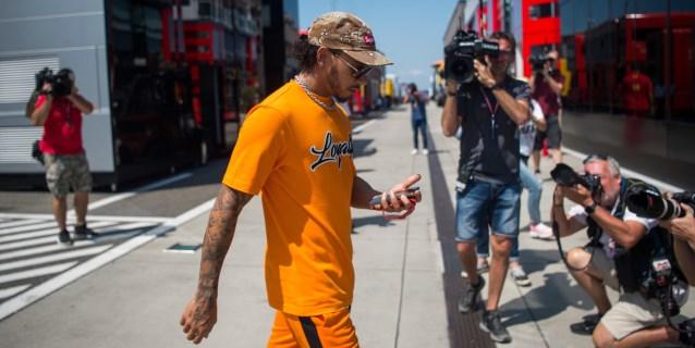 F1: Hamilton a por más récords en Hungría, donde la F1 cerrará 'por vacaciones'