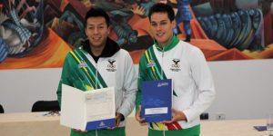 """Bolivia premia a sus deportistas """"inmortales"""" que hicieron historia en Lima"""