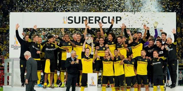 2-0. Alcácer y Sancho fulminan el dominio del Bayern