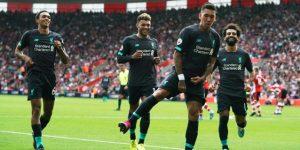 Mané y Firmino tiran del Liverpool