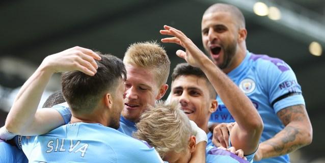 El City cumple y el Chelsea vuelve a tropezar