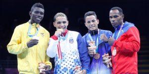 LIMA 2019: Cuba completa barrida en el boxeo masculino y Colombia reina en el femenino