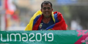 LIMA 2019 MARCHA 50KM: Ecuador, México y Colombia al podio de prueba que perdió a 9 de 14 fondistas