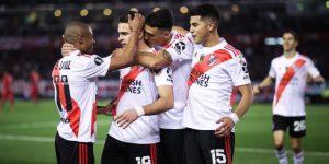 1-1. River elimina a Cerro Porteño y se medirá a Boca Juniors en semifinales