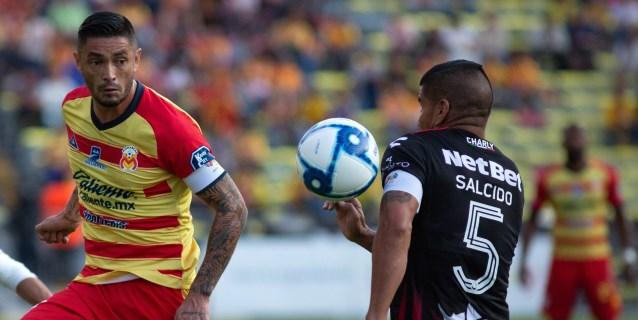 El argentino Lucas Villafañez da triunfo al Morelia sobre Veracruz