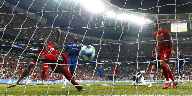 2-2. Adrián da al Liverpool su cuarta Supercopa