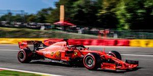 F1>Vettel: Las sensaciones fueron buenas pero creo que aún podemos mejorar
