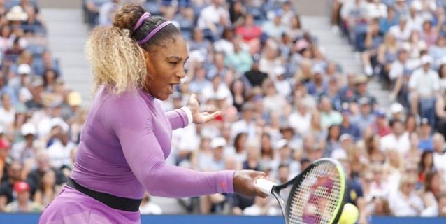TENIS: Serena Williams, a octavos tras un partido sin sorpresas ante Muchova