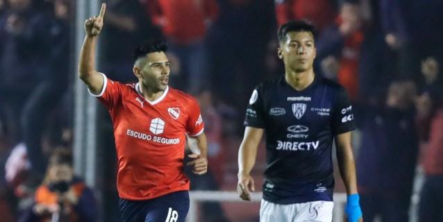 2-1. Independiente se recupera y consigue una victoria en el último minuto