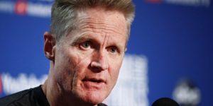 NBA: Kerr y Popovich cuestionan el compromiso de los políticos por el control de armas