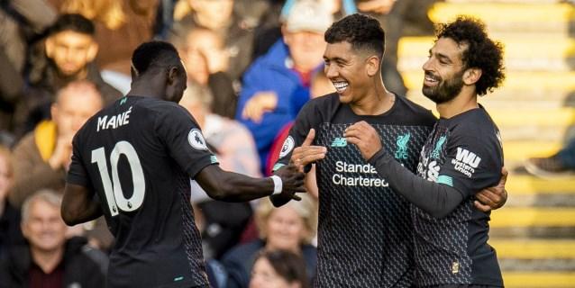 El Liverpool no suelta el liderato