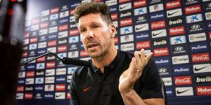 Simeone: Estamos en el mundo competitivo que imaginé cuando vine de Argentina