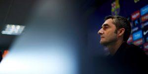 """Valverde: """"Tenemos que dar un paso al frente"""""""