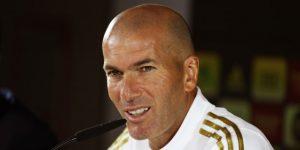 """Zidane: """"Si no estoy respaldado mejor salir"""""""