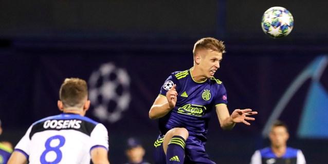 4-0. Dani Olmo convierte en pesadilla el debut del Atalanta