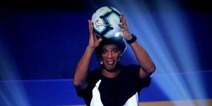 Ronaldinho jugará con Independiente Santa Fe en un partido de exhibición