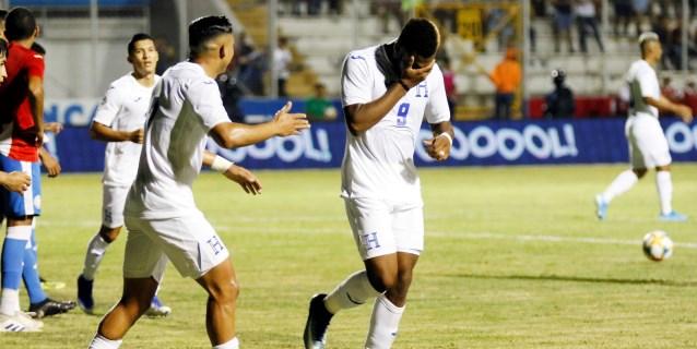 4-0. Honduras vence a una inofensiva selección de Puerto Rico