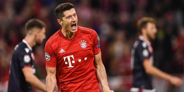 3-0. El Bayern debuta con goleada ante un rocoso Estrella Roja