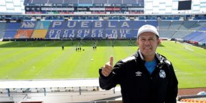 El peruano Reynoso considera que el Puebla ha crecido y espera demostrarlo