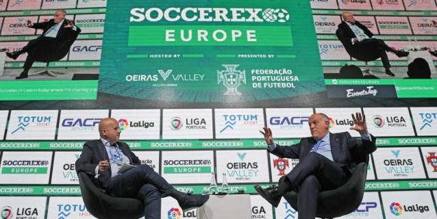 """Tebas: """"Neymar se jubilará en el PSG"""", fue una operación fuera de mercado"""