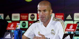 Zidane esconde sus cartas y no confirma el regreso de Marcelo