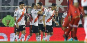 River goleó a Huracán y San Lorenzo cedió su invicto ante Colón en Santa Fe