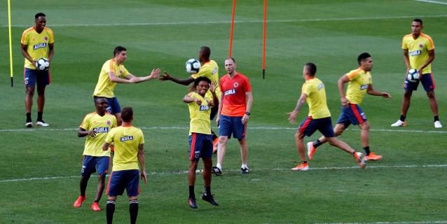 Colombia jugará un partido amistoso contra Perú en Miami