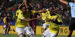 Las selecciones Sub'23 de Brasil y Colombia miden fuerzas pensando en Tokio 2020