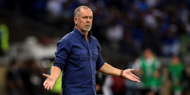 Mano Menezes, nuevo entrenador del Palmeiras