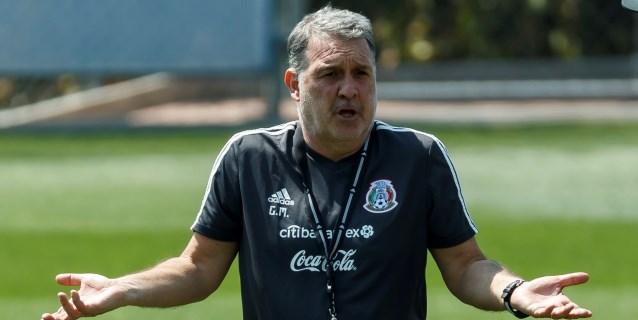 La selección mexicana inicia su concentración rumbo a la Liga de Naciones de la Concacaf