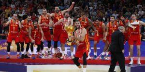 75-95. España repite reinado y Argentina sella una plata de mucho peso